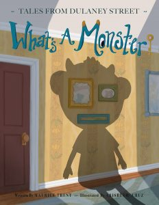 Book Cover- What's A Monster